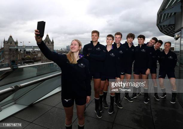 The Oxford University Boat Club From Left to Right Anna Carbery Augustin Wambersie Charlie Pearson Felix Drinkall Tobias Schroder Benedict Aldous...