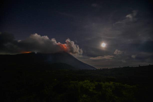 GTM: Pacaya Volcano In Guatemala
