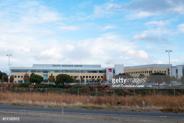 The Pacific Research Center a biomedical research facility in Silicon Valley Fremont California November 10 2017