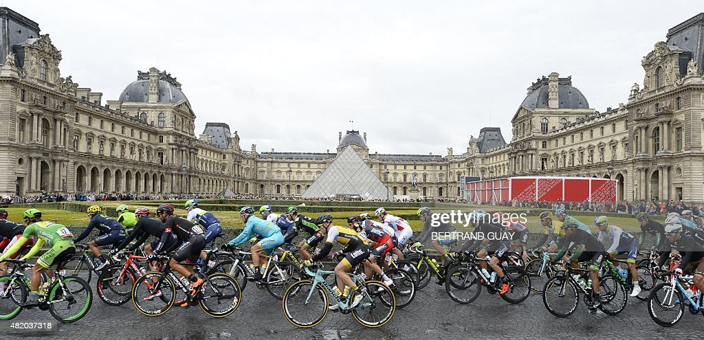 CYCLING-FRA-TDF2015-FEATURE : News Photo