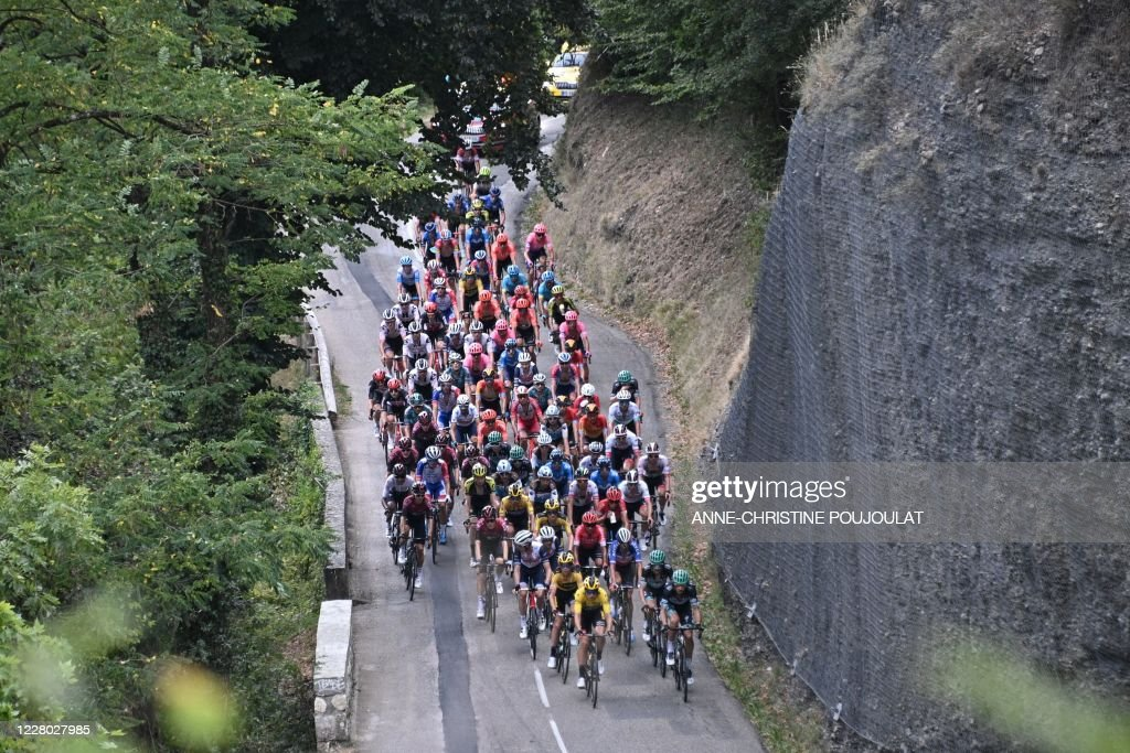 CYCLING-FRA-DAUPHINE-STAGE2 : News Photo