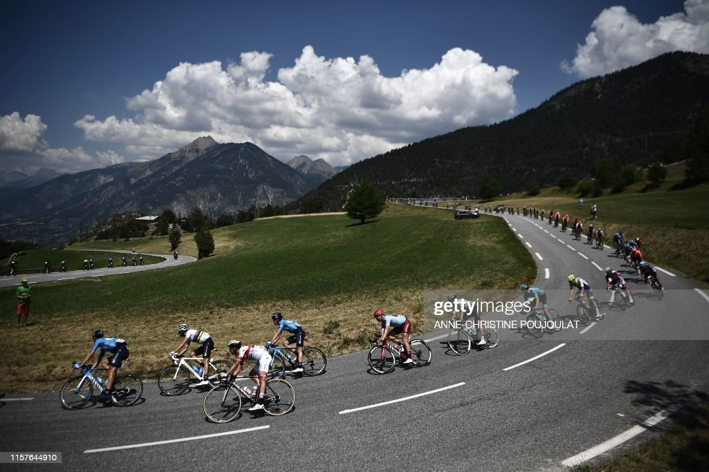 CYCLING-FRA-TDF2019-PACK : News Photo
