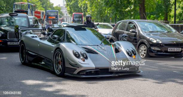 The Pagani Zonda Oliver Evolution A special 'one off' built Pagani Zonda called the Oliver Evolution it is named after the owners eleven year old son...