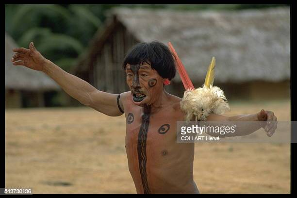 The paje or shaman is the uncontrollable element that the Salesian missionaries have not been able to evangelize He is the antiestablishment force...