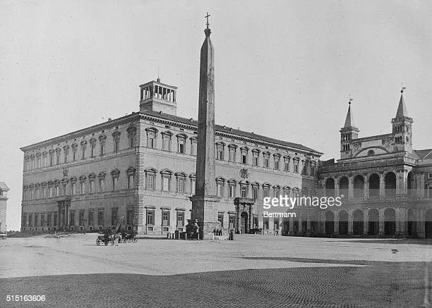 Lateran Palace Stock Photos And Pictures Getty Images