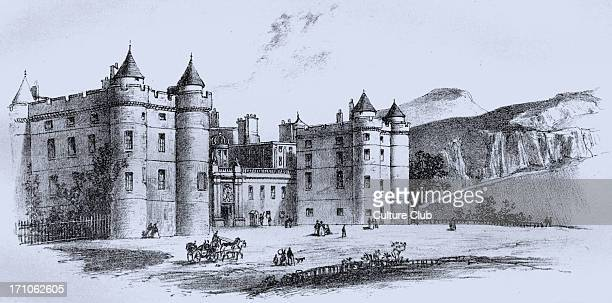 The Palace of Holyroodhouse or informally Holyrood Palace founded as a monastery by David I of Scotland in 1128 has served as the principal residence...