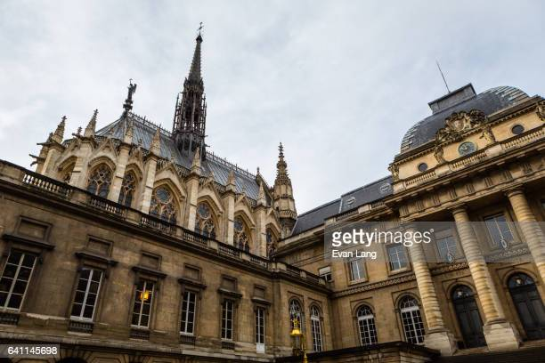 The Palace of Justice - Paris