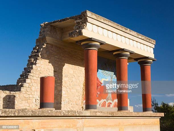 The Palace of Knossos, Iraklio, Crete