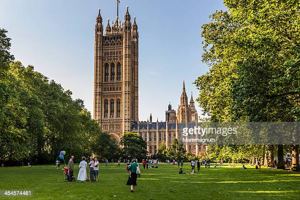 the palace of westminster - victoria tower stock pictures, royalty-free photos & images
