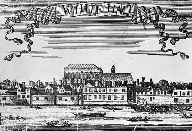 Palace Of Whitehall Wall Art