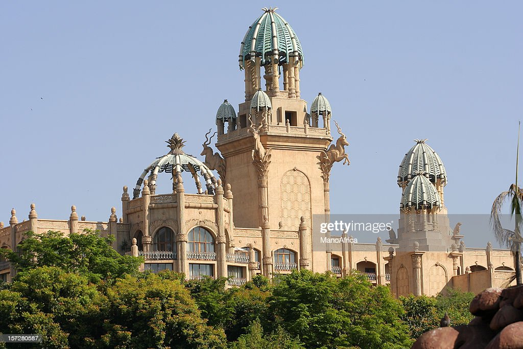The Palace Sun City South Africa : Stock Photo