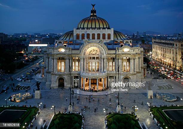 CONTENT] The Palacio de Bellas Artes is the most important cultural center in Mexico City as well as the rest of the country of Mexico