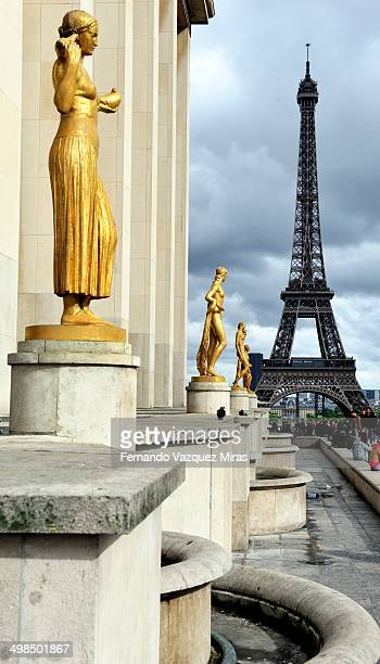 CONTENT] The Palais de Chaillot also named Trocadero magnificently crowns the Chaillot hill in Paris It was designed for the 1937 world exhibition...