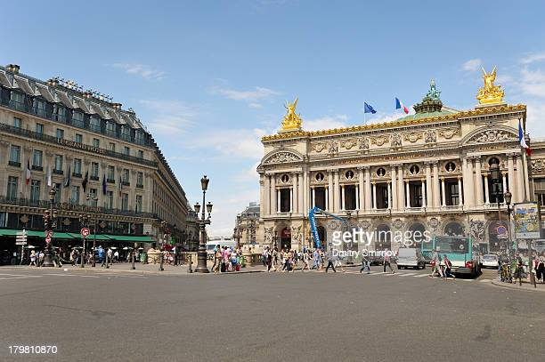 The Palais Garnier is a 1,979-seat opera house, which was built from 1861 to 1875 for the Paris Opera. It was originally called the Salle des...