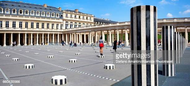 the palais royal - palais royal stock photos and pictures