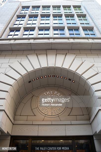 The Paley Center for Media formerly the Museum of Television Radio and the Museum of Broadcasting founded in 1975 by William S Paley is in New York...
