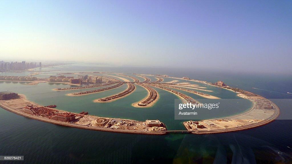 The Palm - Dubai : Stock Photo