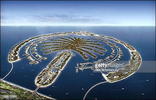 The Palm Islands also referred to as The Palm Dubai and The Palms are the three largest manmade islands in the world which are being built on the...