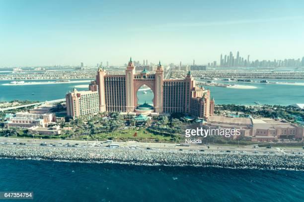 The Palm Jumeirah, Atlantis hotel