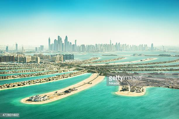 The Palm Jumeirah, Dubai, Emirati Arabi Uniti