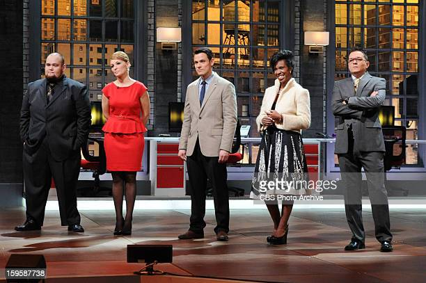 """The Palm""""--Five candidates vie for an assistant manager position with the Palm Restaurant Group on the CBS reality competition series THE JOB airing..."""
