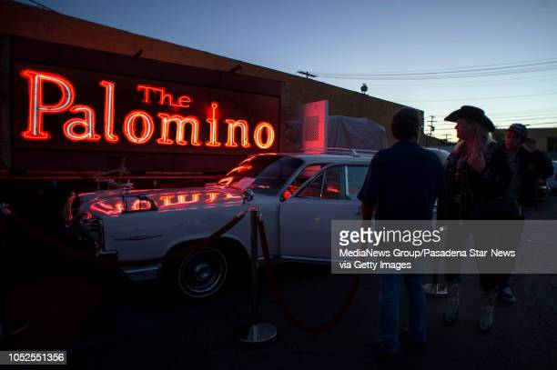 The Palomino LA's most legendary live country music venue opens at the North Hollywood club for a night to benefit the Valley Relics Museum on Monday...
