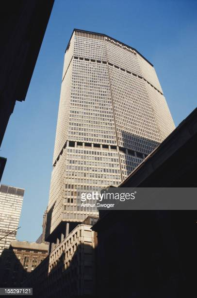 The Pan Am Building later the Metlife Building in Manhattan New York City October 1969