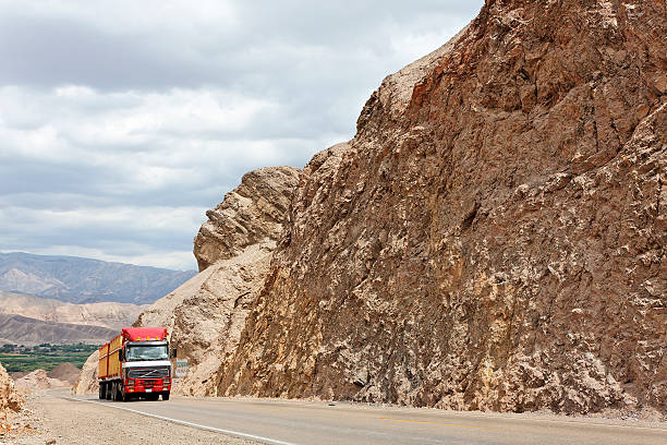The Pan-American Highway - Peru Wall Art