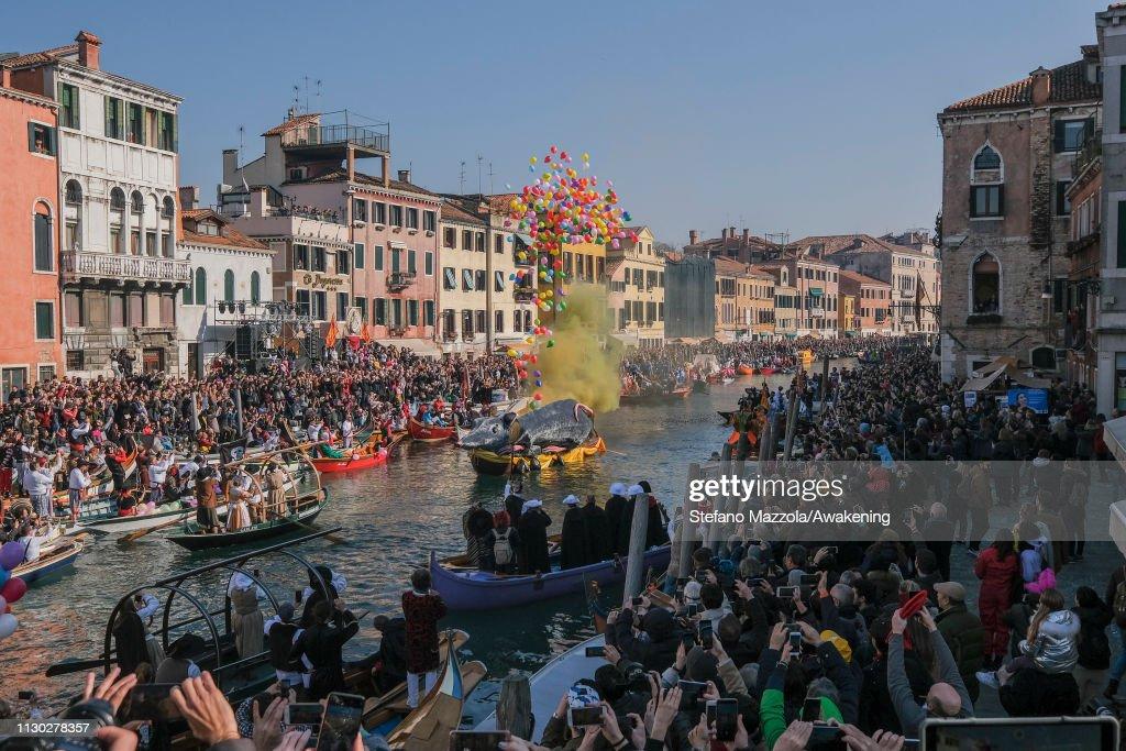 ITA: Carnival Regatta - Venice Carnival 2019