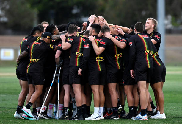 AUS: Penrith Panthers Fan Day