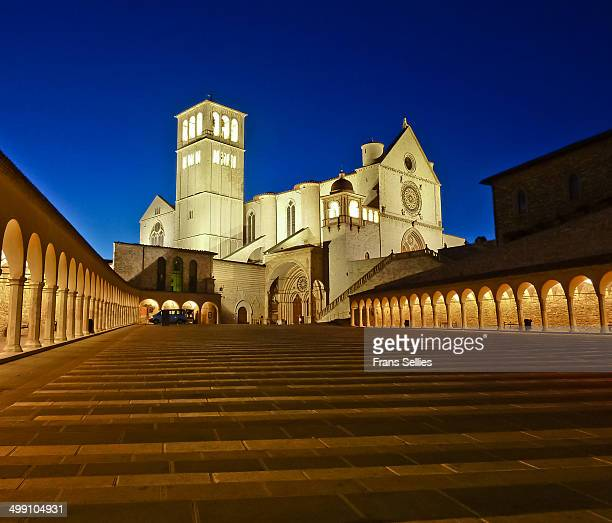The Papal Basilica of St. Francis of Assisi is the mother church of the Roman Catholic Order of Friars Minor - commonly known as the Franciscan Order...