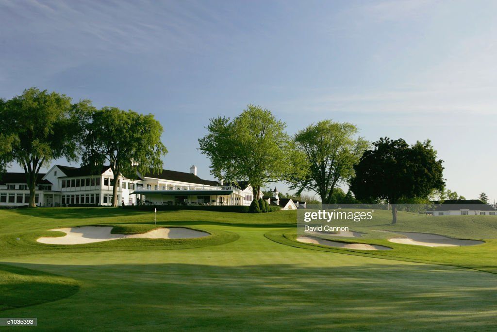 Oakland Hills South Course : News Photo