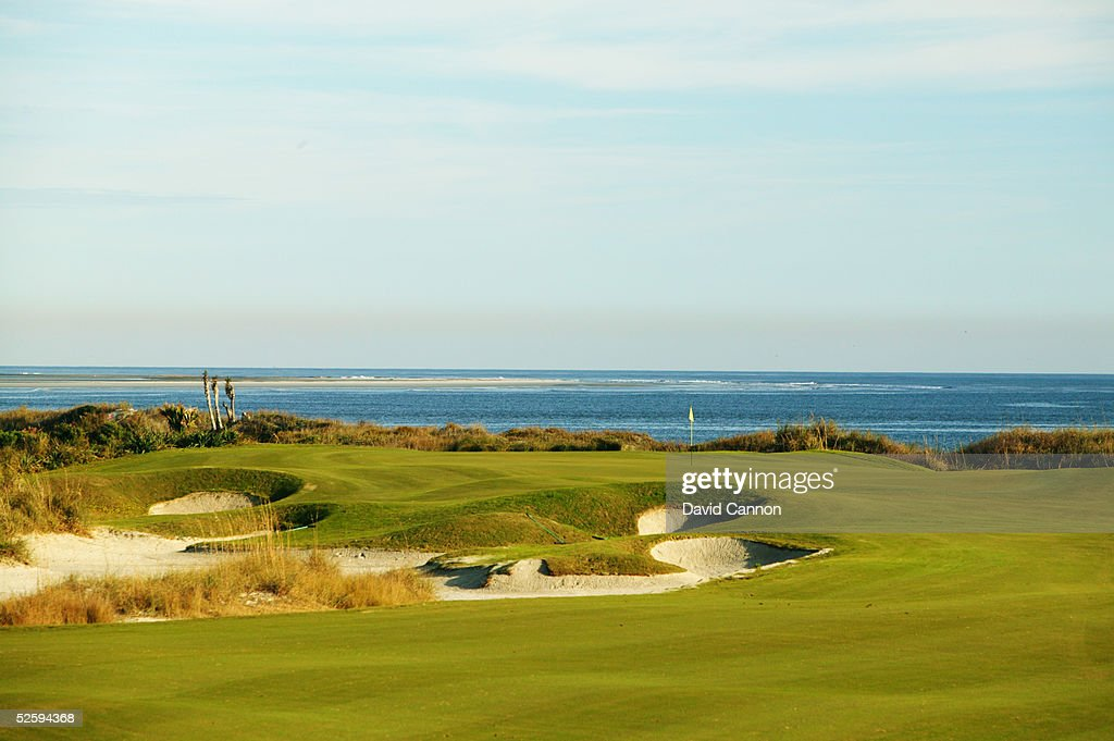 Ocean Course 18th hole : News Photo