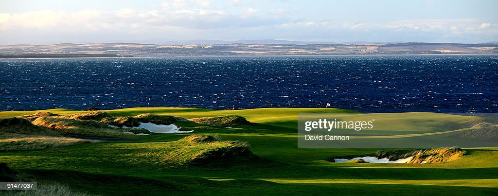 St Andrews Castle Course : News Photo