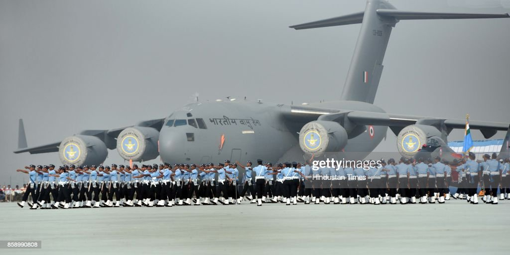 Indian Air Force Celebrates 85th Anniversary : News Photo