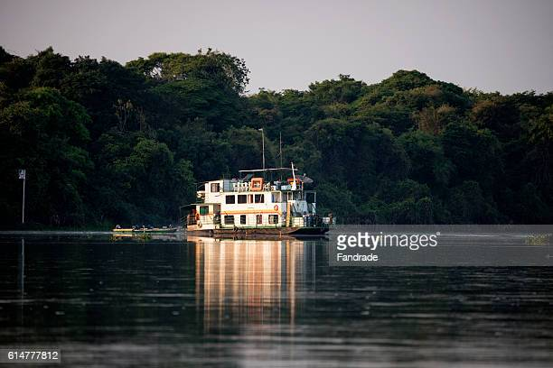 the Paraguay River View