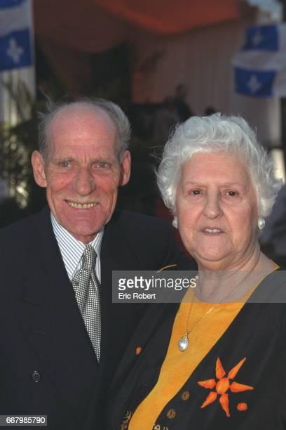 The parents of Céline Dion