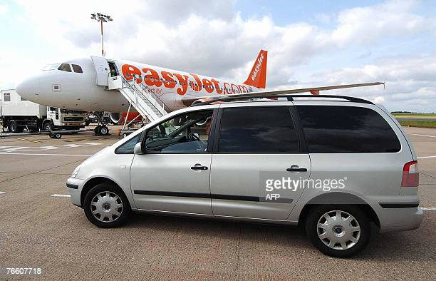 The parents of missing toddler Madeleine McCann Kate and Gerry leave with their twoyearold twin children Sean and Amelie in a car as they arrive back...