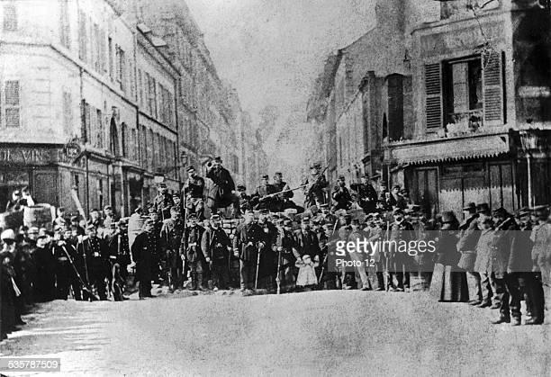 Paris 1871 Im 225 Genes Y Fotograf 237 As Getty Images