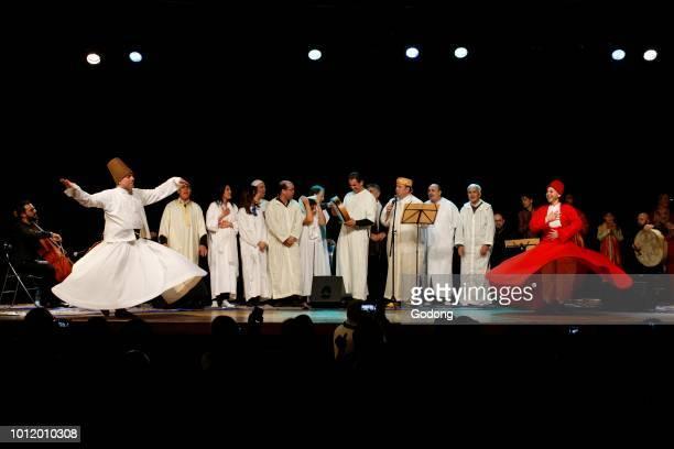 The Paris Mawlid celebration of prophet Muhammad's birthday Paris France