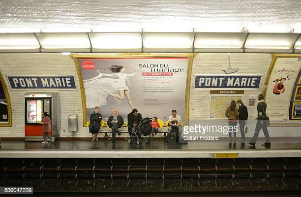 The Paris Métro