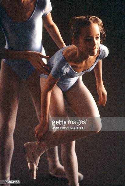 The Paris opera ballet school in Nanterre France
