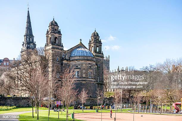 The Parish Church of St Cuthbert - Edinburgh