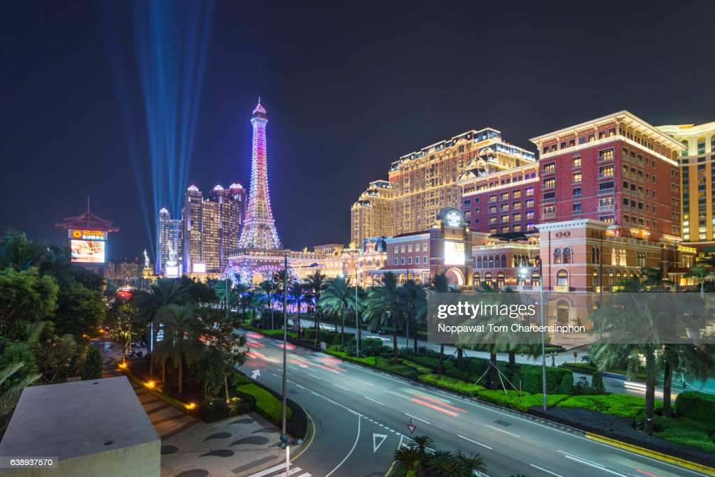 The Parisian And Macao Cotai S...
