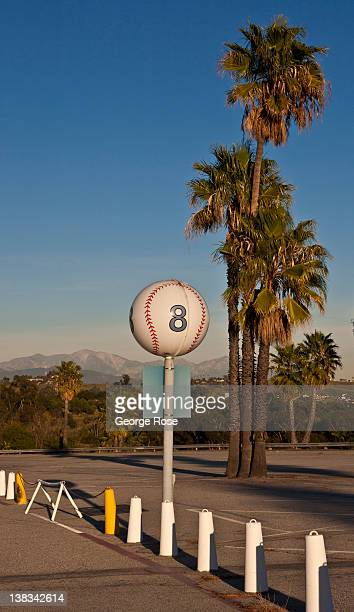 The parking lot at Dodger Stadium is seen on January 27 2012 in Los Angeles California Over the past 20 years the downtown area has experienced a...