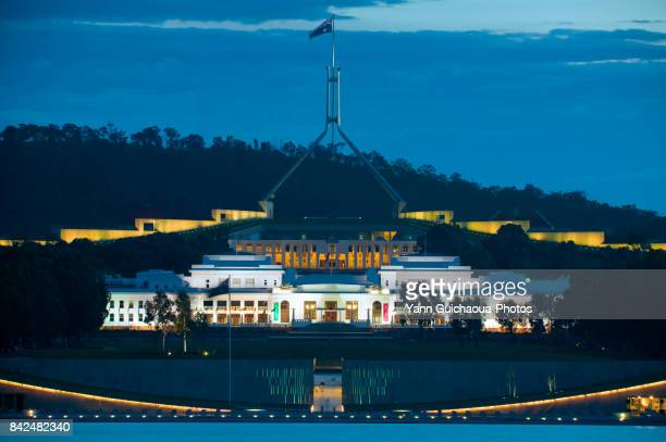 The Parliament, Canberra, New South Wales, Australia