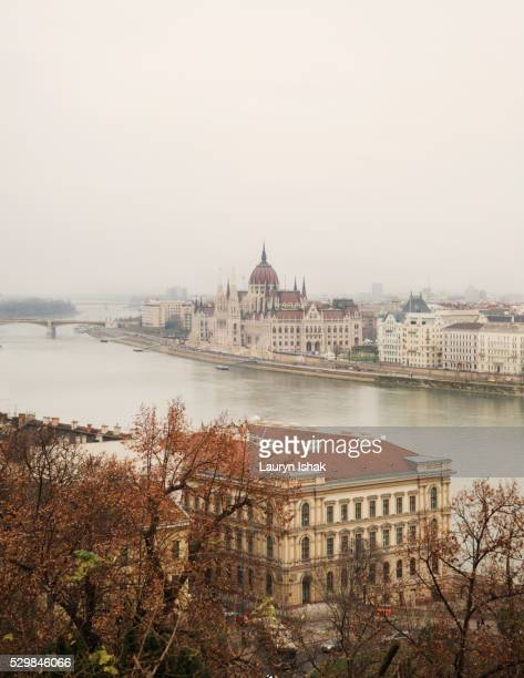 The Parliament House, Budapest, Hungary