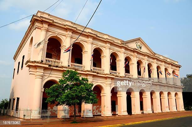 el parlamento en asunci - asunción fotografías e imágenes de stock