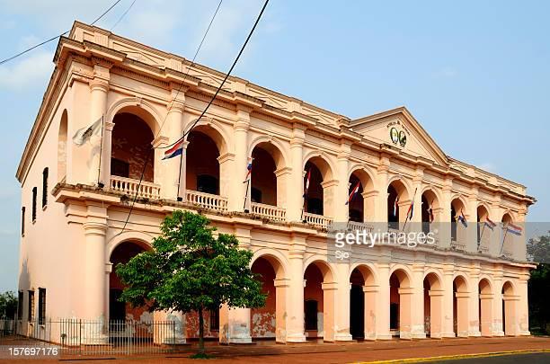 el parlamento en asuncion - asunción fotografías e imágenes de stock