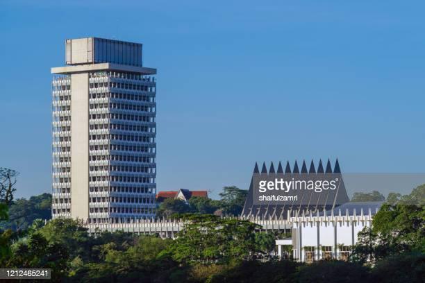 the parliament of malaysia - shaifulzamri stockfoto's en -beelden